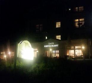 Außenansicht Hotel Bernstein Rügen