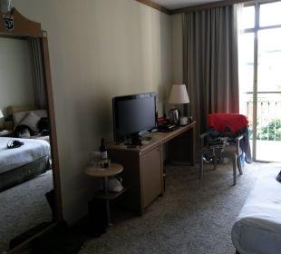 Fernseherbereich Gloria Verde Resort