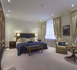 Doppelzimmer Standard Hotel Suvretta House