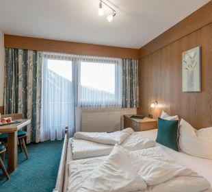 Doppelzimmer Alpenrose Berghotel Marlstein