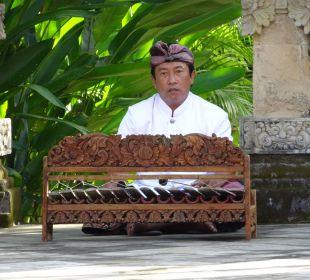 Stimmungsvolle Musik Hotel Matahari Beach Resort & Spa
