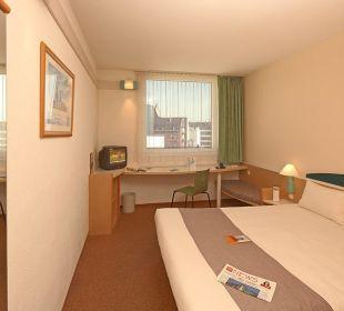 Standardzimmer Hotel Ibis Koblenz City