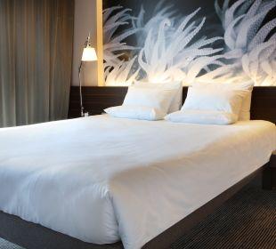 Zimmer Hotel Novotel Barcelona City