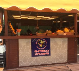 Vitaminbar Hotel Side Crown Palace
