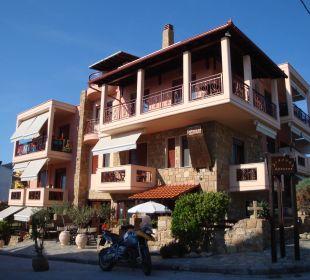 Schmuckes, kleines Hotel Apollon Xenonas Apparthotel