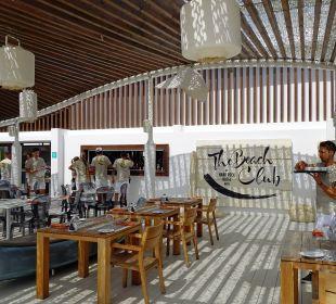 Strand-Restaurant vom Hotel Hard Rock Hard Rock Hotel Ibiza