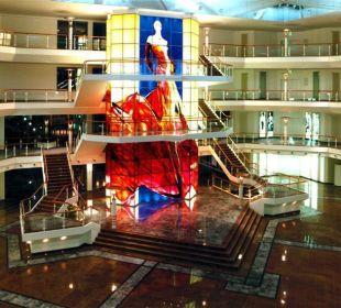 Galahalle Globana Trade Center Globana Airport Hotel