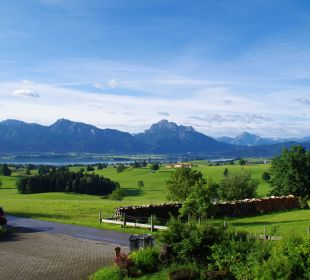 Forggensee & Schlösser Ferienwohnungen Berghof Kinker