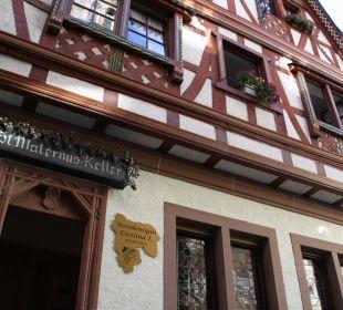 Maternuskeller Gästehaus Derkum