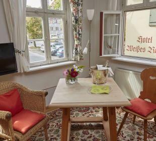 Innenansicht Zimmer Flair Hotel Weisses Roß