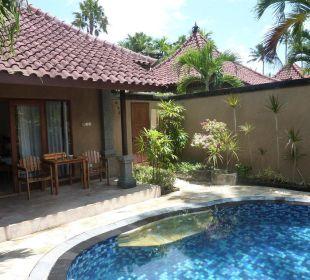 Villa mit Privatpool Villas Parigata Resort