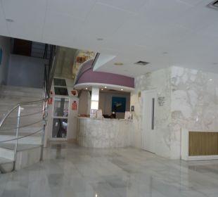 Lobby JS Hotel Ca'n Picafort