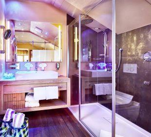Badezimmer Hotel Quelle Nature Spa Resort