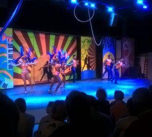 Abendshow TUI MAGIC LIFE Penelope Beach