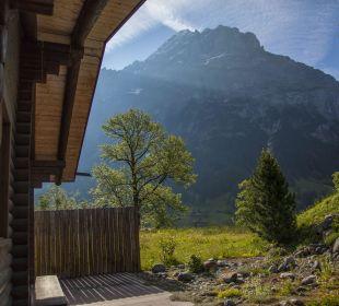 Blockhaus - Sauna mit Eigerblick Sunstar Alpine Hotel Grindelwald
