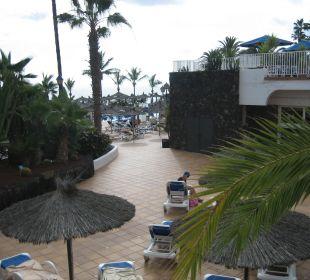 Liegefläche VIK Hotel San Antonio