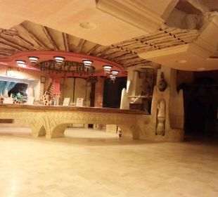Empfangsbereich Rimel Beach Resort  (existiert nicht mehr)