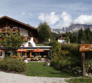 Außenansicht Naturpark Hotel Stefaner