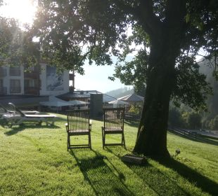 Gartenanlage AlpineResort Zell am See