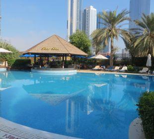 Poolbar Sheraton Hotel & Resort Abu Dhabi