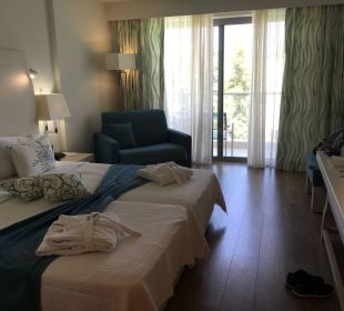 Zimmer 811 Hotel Minos Mare Royal