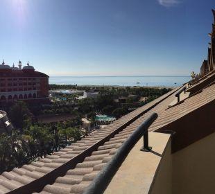 Meerblick am Tag Hotel Royal Dragon