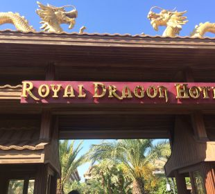 Sonstiges Hotel Royal Dragon