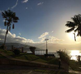 Blick aus unserem Hotelzimmer  Hotel The Cliff Bay (PortoBay)