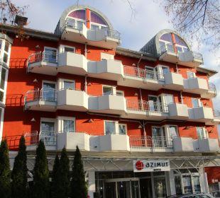 Hotel Azimut Dresden Bewertungen