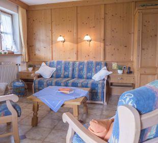 App 4 Wohnzimmer 2 Landhaus Franziskus