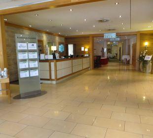 Reception Hotel Holiday Inn Nürnberg City Centre