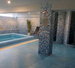 Der dürftige Wellnessbereich JS Hotel Sol de Can Picafort