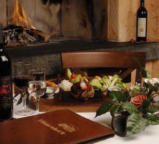 Spezialität aus unserer Küche Hotel Blinnenhorn