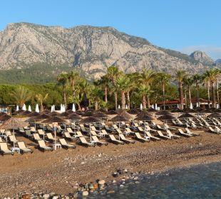 Plaża hotelowa Hotel Champion Holiday Village