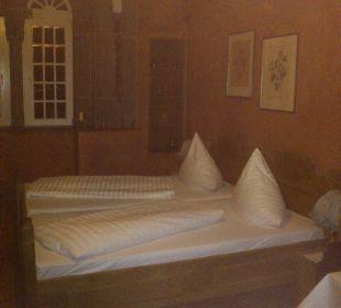 Zimmer Hotel Schloss Saaleck