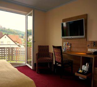 Businesszimmer im Aacherla Hotel An der Eiche