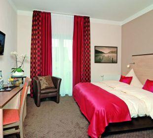 Doppelzimmer in unserem Neubau Gasthof Zum Hasen