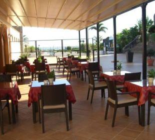 Terrasse Hotel Luz Del Mar