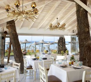 A la carte Taverne Anthemus Sea Beach Hotel & Spa