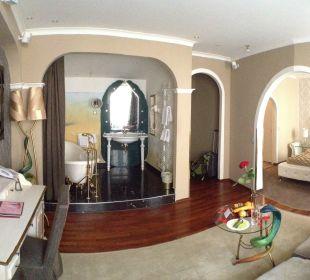 Suite für Verliebte Altstadthotel und Residenz Wolf-Dietrich