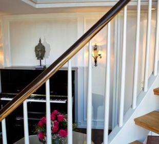 Präsidenten Suite Steinway Piano Hotel München Palace