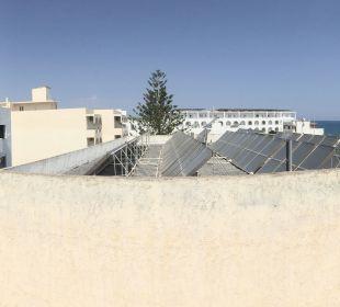 Außenansicht Hotel Golden Beach