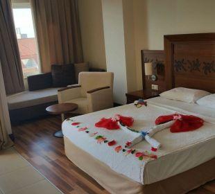 Zimmer Kirman Leodikya Resort