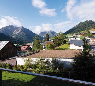 Doppelzimmer Panorama Bergblick Travel Charme Ifen Hotel Kleinwalsertal