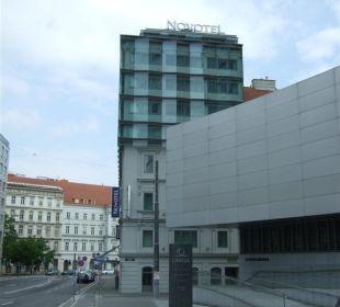 Gute Lage Hotel Novotel Wien City