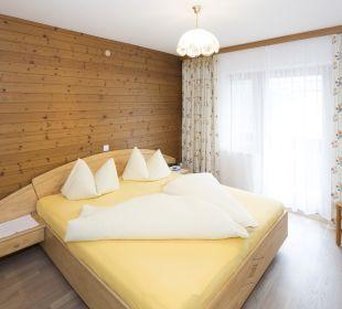 Familienappartement Seenland (50 m2) Doppelzimmer Angerer Familienappartements Tirol