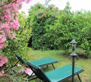 Gartenanlage vom Hotel Hotel Anatolia Resort