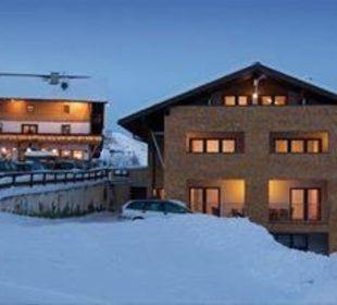 Appartement Haus Alpengasthof Pension Praxmar