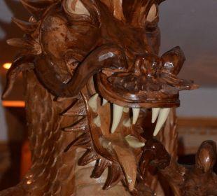 Drache aus Schokolade Hotel Bergkristall