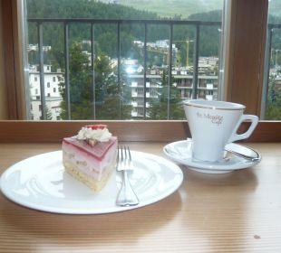 Kaffee und Kuchen am Nachmittag für 6 CHF Hotel Laudinella